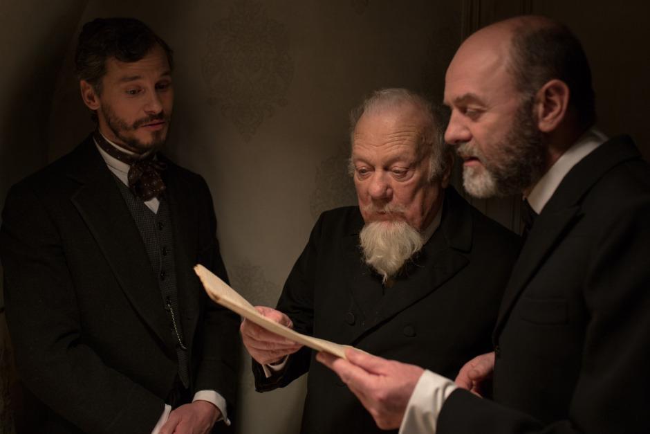 """""""Tchekhov - 1890"""" de René Féret - JML Productions"""
